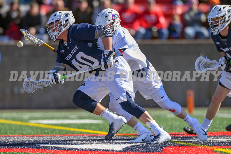 Penn State dominates Stony Brook Men's lacrosse 17-4.  The Nittany Lions were up 15-0 in the 4th quarter.  Mac O'keefe tallied 7 goals and 1 assist for Penn State.