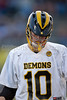 RJR Demons vs W Forsyth Titans Men's Varsity LAX<br /> Friday, April 23, 2010 at Deaton-Thompson Stadium<br /> Winston-Salem, North Carolina<br /> (file 193441_803Q9146_1D3)