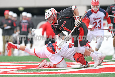 Rutgers vs St John's University Men's Lacrosse