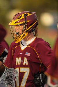 Menlo Atherton High School Battle Sacred Heart Prep Boy's Lacrosse in the SCVAL Tournament Final