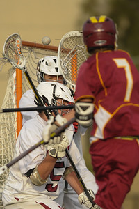 Menlo Atherton High School Battle Sacred Heart Prep Boy's Lacrosse in the SCVAL Tournament Final
