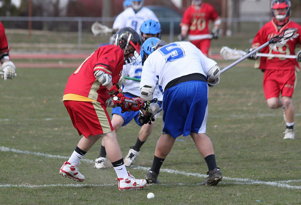 Sachem East vs North Babylon 3-30-2011