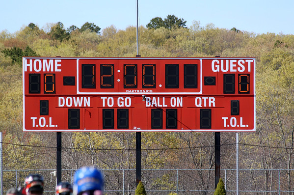 Sachem East vs West Islip 4/17/2012