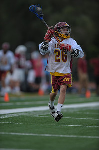 Menlo-Atherton High School Boys Frosh Soph Lacrosse vs. Sacred Heart Prep, April 10, 2014