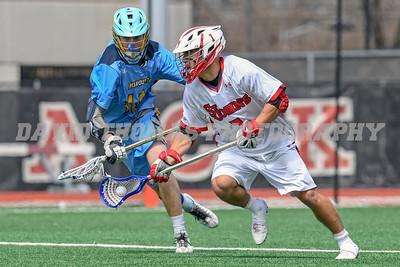 St John's vs Marquette Men's Lacrosse