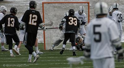 St. Anselms Mens Lacrosse
