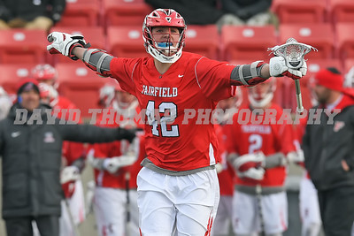 Stony Brook vs Fairfield Mens Lacrosse