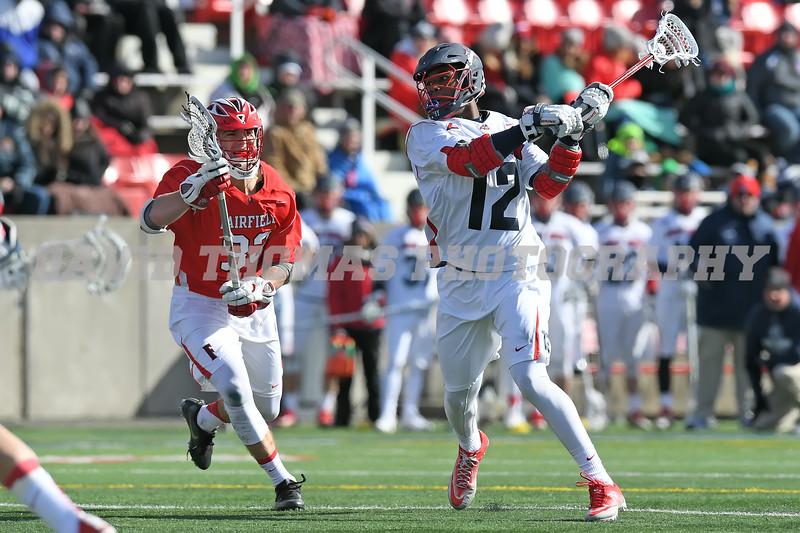 Stony Brook vs Fairfield Mens Lacrosse 2017