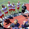 Stony Brook Women defeat Northwestern 13-9 in round 2 of the NCAA playoffs.  The win advances the Seawolves to the NCAA Quarterfinals in Maryland.