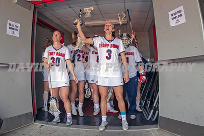 #10 Stony Brook is upset by unranked Stanford at Lavalle Stadium 15-12.  Stanford started early with putting points up immediately 50 seconds into the game.