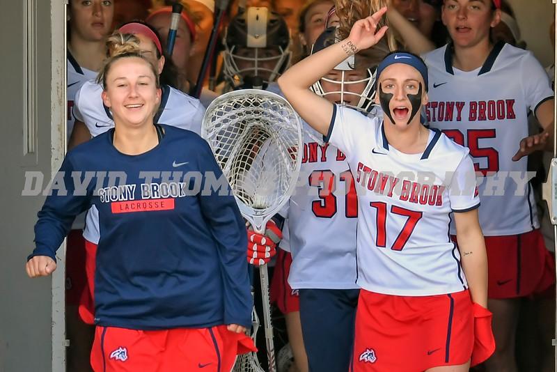 Stony Brook vs Towson Women's Lacrosse 2018