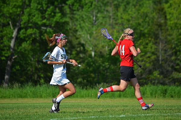 Stowe Girls Lacrosse vs. Chelsea 6/10/14