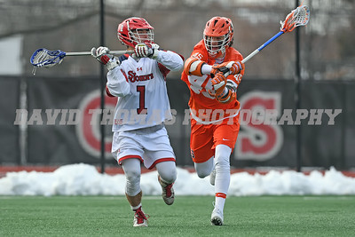 Syracuse vs St John's Mens Lacrosse
