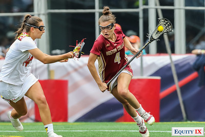 NCAA Women's Lacrosse Finals Maryland vs Boston College May 28, 2017  Gillette Stadium - Foxborough, MA  Maryland (16) - Boston College (13)  Maryland Women's Lacrosse NCAA 2017 Champions