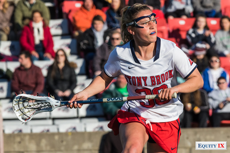 #1 Stony Brook Stays Strong to Defeat #10 Towson NCAA Women's Lacrosse Equity IX - SportsOgram - Leigh Ernst Friestedt