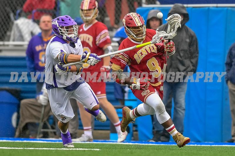 UAlbany vs Denver Men's Lacrosse Quarterfinal 2018