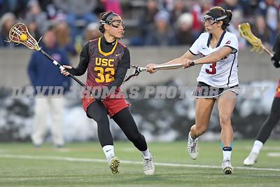 Stony Brook vs USC Women's Lacrosse