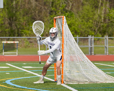 Wappingers Warriors Boys Lacrosse team wins their season opener 8-1 against Brewster High School at Roy C. Ketcham High School in Wappinger Falls on Tuesday, April 27, 2021.