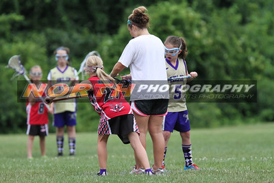 07/19/2012 (Girls 4th Grade) Connetquot vs. Islip