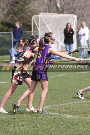 04/19/2009 (Girls) Islip Youth Girls Lacrosse 7th/8th grade