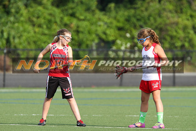 07/16/2012 (4th Grade Girls) Connetquot vs. East Islip