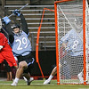 NCAA Lacrosse 2016: Johns Hopkins vs Rutgers April 2