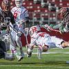 NCAA Lacrosse  2017:  Brown Bears vs Rutgers Scarlet Knights MAR 4