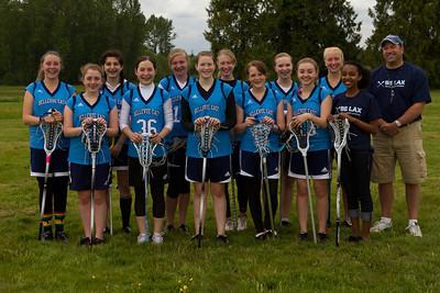 U15 Blue Team Pictures