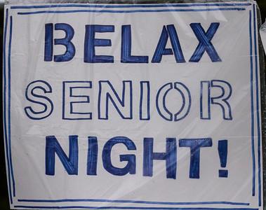 Varsity Senior Night