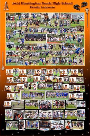 Frosh Season Collage Poster (24x36)