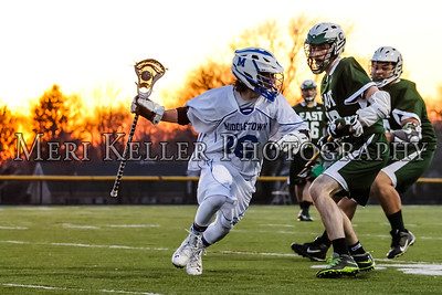 MHS Lax Boys vs. Cranston East 2015