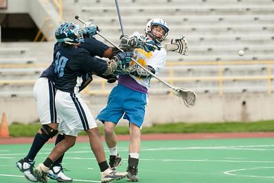 Harlan @ Lincoln Park Lacrosse 04.13.12