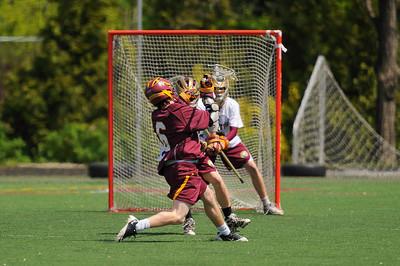 Loyola Academy @ St. Ignatius Lacrosse 04.21.12