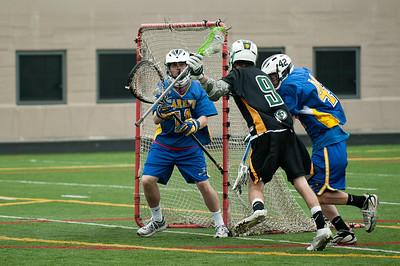 Warren Township @ Lane Tech Lacrosse 04.14.12