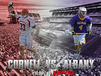 Cornell vs Albany rbl
