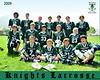 2009 Knights 7-8th Green Team