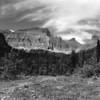 Garden Wall Glacier National Park