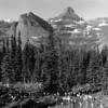 Glacier National Park Historic Photo