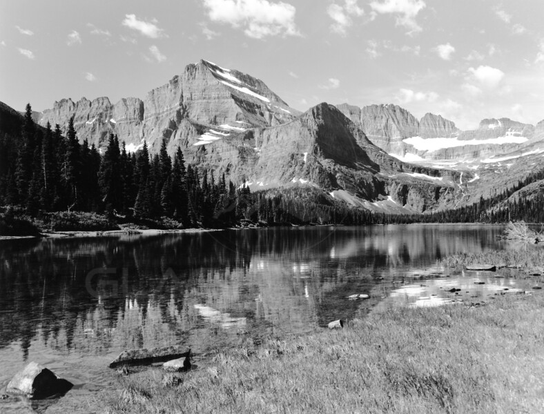 Many Glacier, Mount Gould