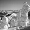 Snowghost on Big Mountain