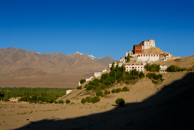 Tikse Monastery. Just outside Leh.