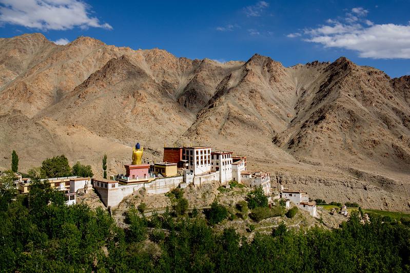 Likir Monastery.