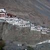 Diskit monastery. Nubra Valley.