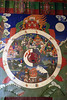 Wheel of life Likir Monastery