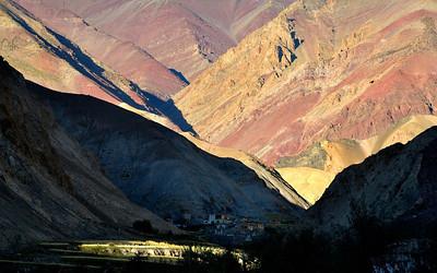 The Markha Valley Trek, Ladakh 2013