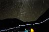 Night sky at Hankar