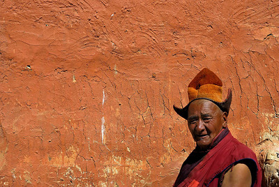 Head Lama of Rangdum monastery