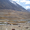 along the road to the Nubra valley