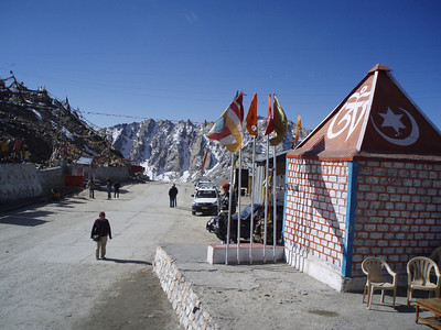 Khardung-la pass and the Nubra Valley