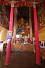 Inside Hemis Monastery